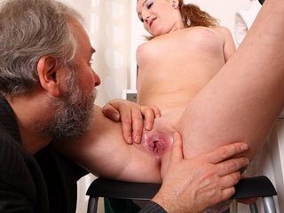 Sveta and her lover bring an older friend who loves..